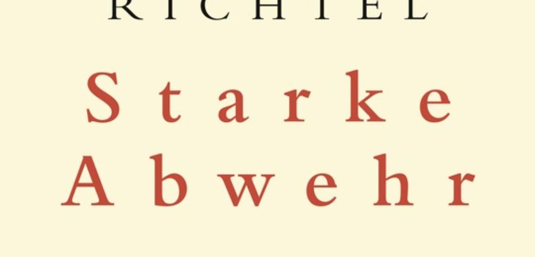 """Rezension Teil 1 zum Buch """"Starke Abwehr"""" von Matt Richtel"""